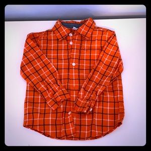 Gymboree Button Down, long sleeve (3T)